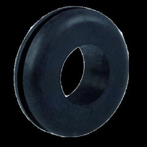 16mm rubber grommet - J Type