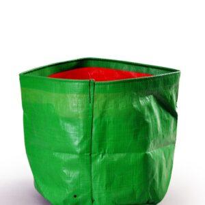 HDPE grow bag 9x9