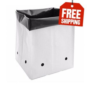 Grow Bags 40x24x24 cms - Pack Of 18 Free Shipping