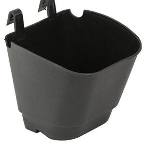 Vertical Garden Pots -Black Pack of 50