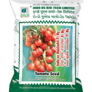 RAJSHAKTI F1 HYBRID TOMATO - INDO-US Seeds