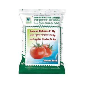 RICHNESH F1 HYBRID TOMATO - INDO-US Seeds