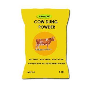 Green Tech Cow Dung Powder