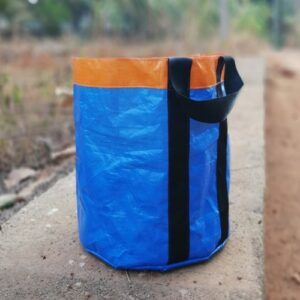 HDPE grow bag 9x12