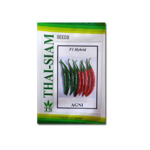 Chilli F1 Agni 7282 - Sakura Seeds