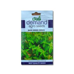 Basil Green Indian -  Demand Agro Seeds