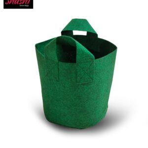 "Geotextile Growbag Green 10x10"" - 350 Gsm"