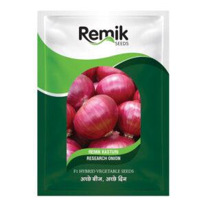 Onion F1 Hybrid Kasturi - Remik Seeds