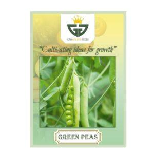 Green Peas (OP) - Gro Golden Seeds