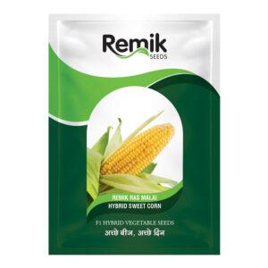 Sweet Corn F1 Hybrid Rasmalai - Remik Seeds