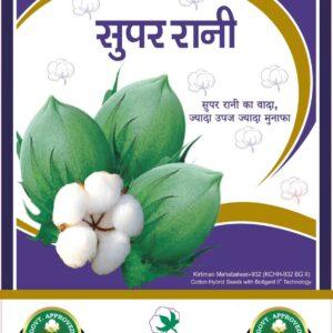 Cotton Hybrid Seeds Super Rani